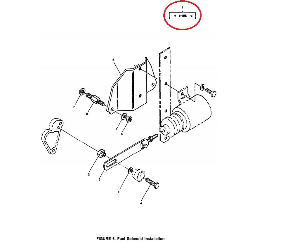 Onan P220 Parts Diagram Engine