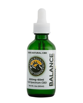 Balance CBD Extract Tincture Oil