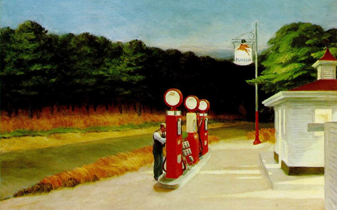 Hopper's People: Gas