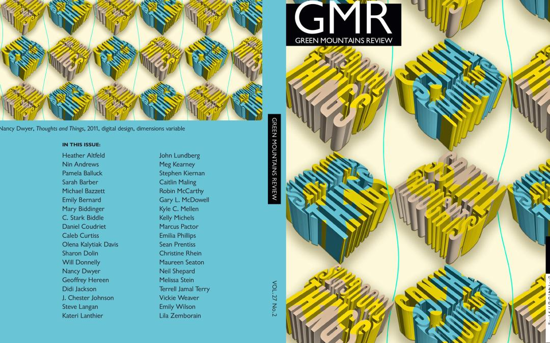 New Issue! GMR Vol. 27 No.2