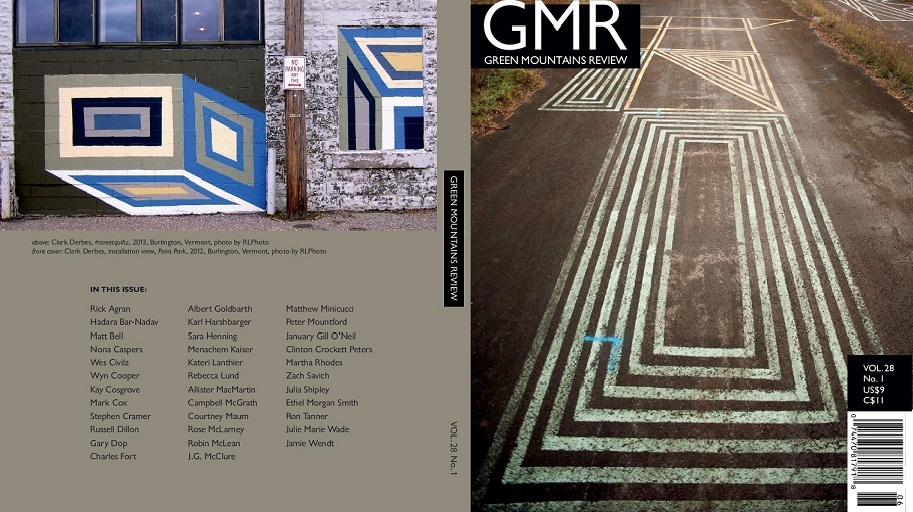 New Issue! GMR Vol. 28, No. 1