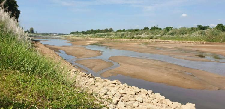 dry mekong