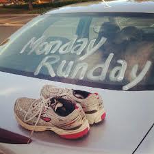 Monday-Runday-