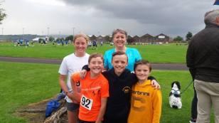 Junior athletes