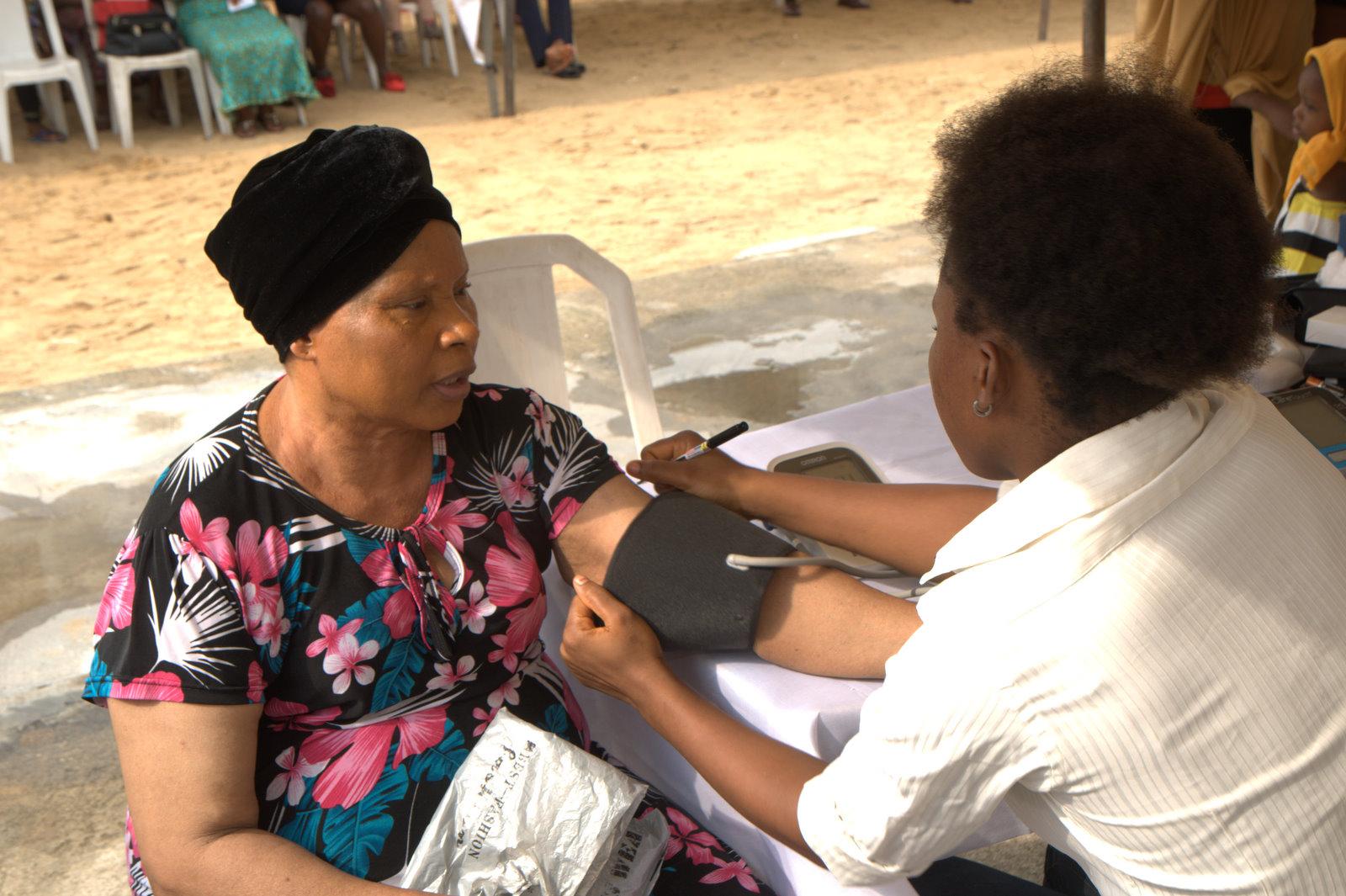 Free Medical Checkup 2019 (Community Social Responsibility)