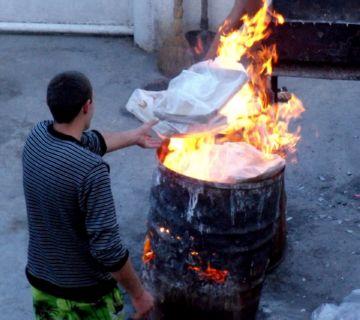 Переработка мусора википедия