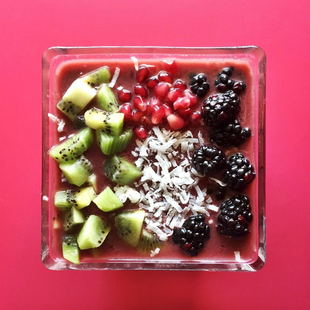 """""""Homemade-Acai-Berry-Bowls"""""""