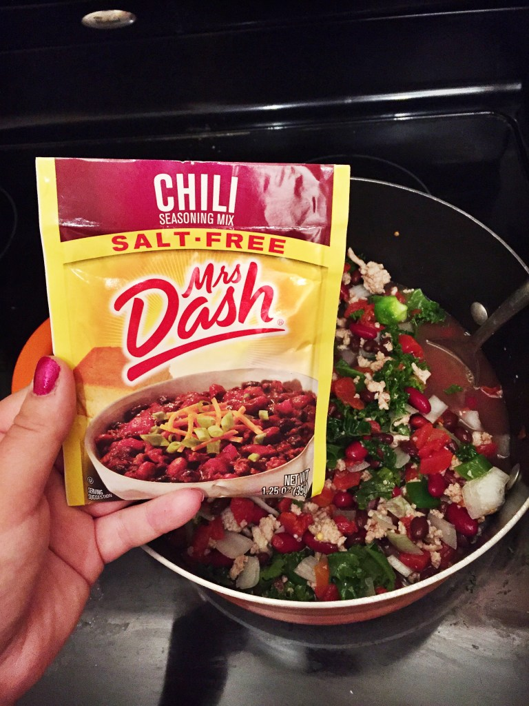 Skinny Chili