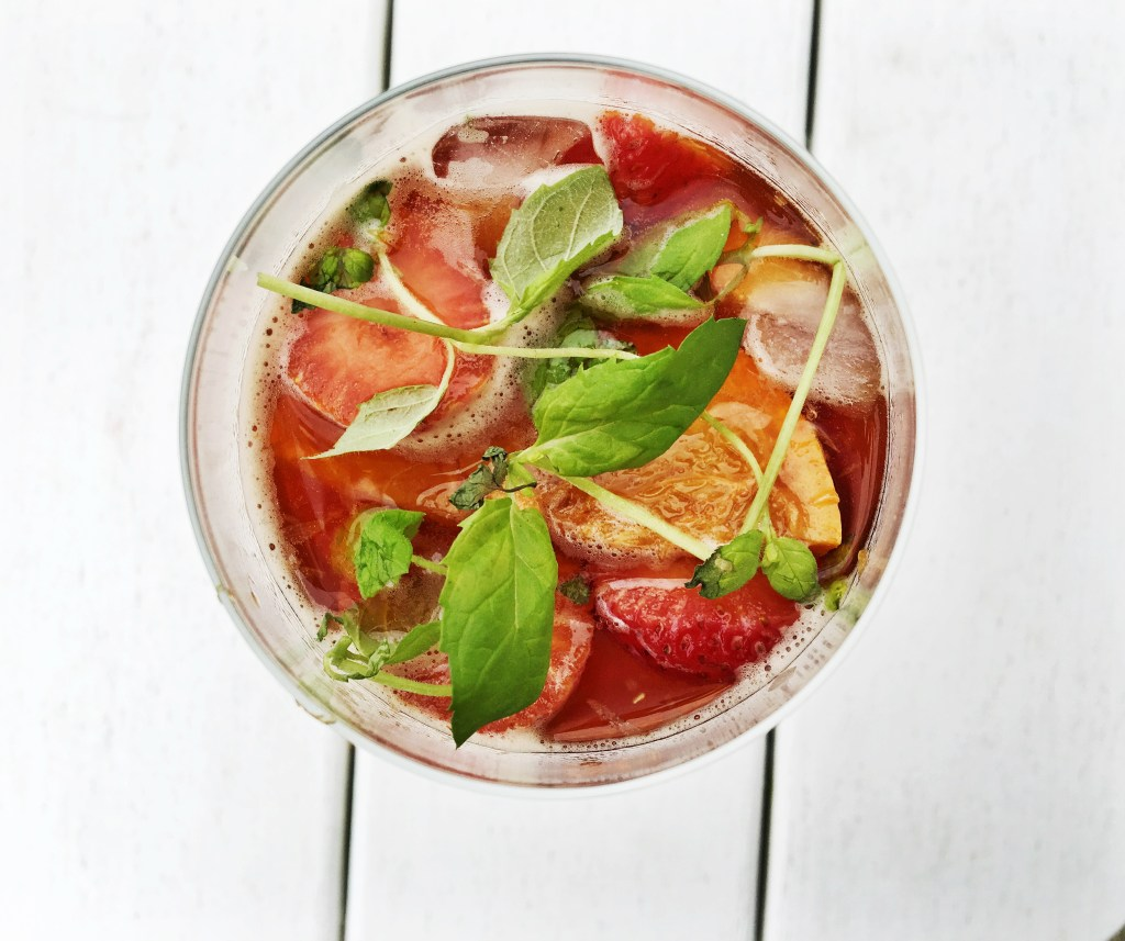Classic English Pimms Recipe