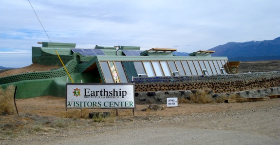 Self Sustaining Earth Ships On The Inside
