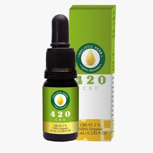 Extracto de Cannabis Orgánico 97.5%