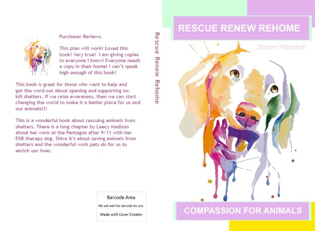 Rescue Renew Rehome book