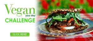 Vegan your day challenge.