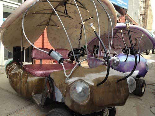 Love Buggies for Burning Man
