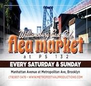 Williamsburg Flea Market