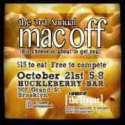 mac n cheese off huckleberry bar
