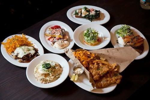 Grand_St Bar_food