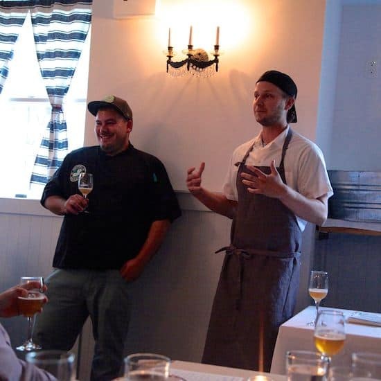 Brooklyn_Brewery_Chef_Andrew_Gerson_Ryan Miller_Kaizen_Trading_Company_Rosie_de_Belgeonne