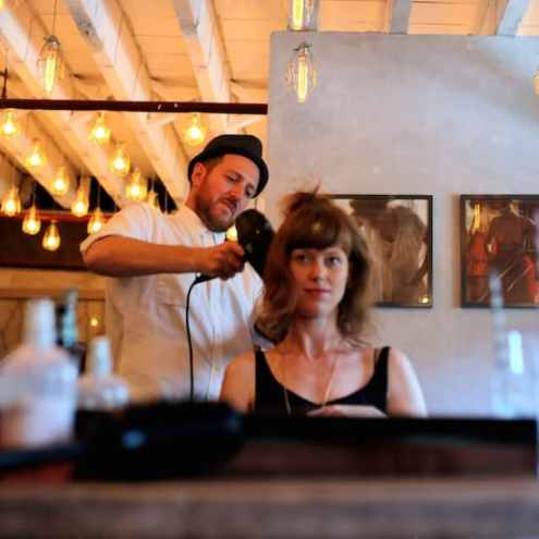 Kennaland_haircut_greenpoint_Rosie_de_belgeonne