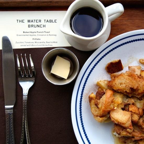 French_toast_Water_Table _rosie_de_belgeonne