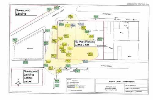 Nuhart Plume Map 2013