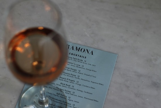 ramona happy hour greenpoint wine
