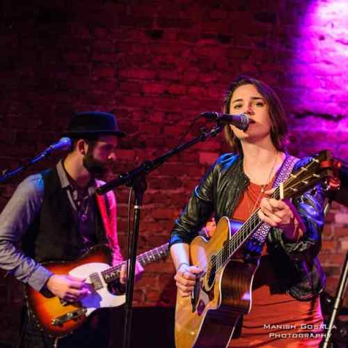 Megan Talay at Rockwood Stage 1 Feb 2015