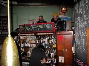 DJ booth at Enid's (c) suprafootwear