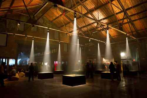 The Knockdown Center in Maspeth c/o Brooklyn Spaces