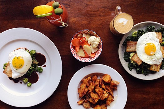 Brunch: Reservations accepted for weekend brunches