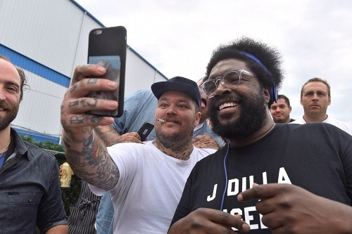 QuestLove All-Star BBQ cred - lizclayman13 500