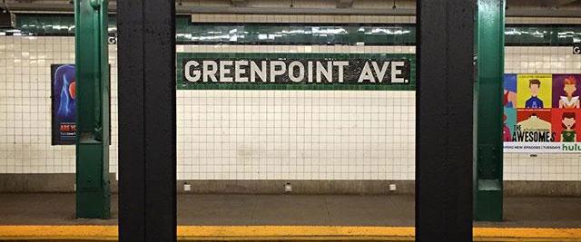 GreenpointAve_GTrain_nmgreenfield_674