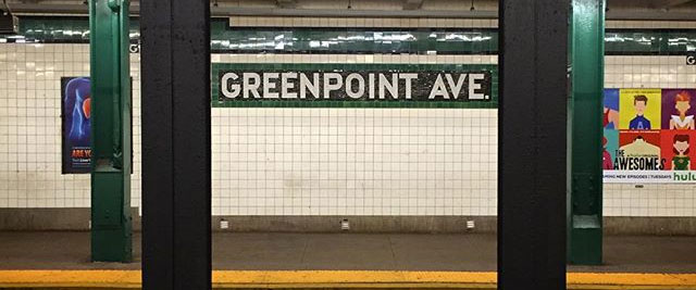 GreenpointAve_GTrain_nmgreenfield_674