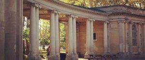 Winthrop Park Shelter Pavilion in McGolrick Park