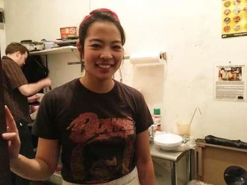 Irene Yoo of Yooeating?! Korean Food Popup