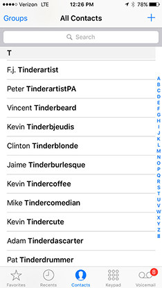 Megans_Phone_Contacts_Tinder