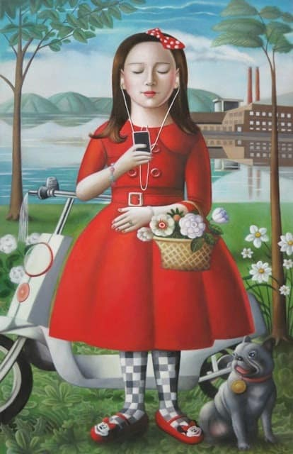 Young and Innocent by Amy Hill