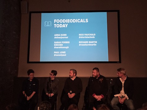 Food Book Fair Panel