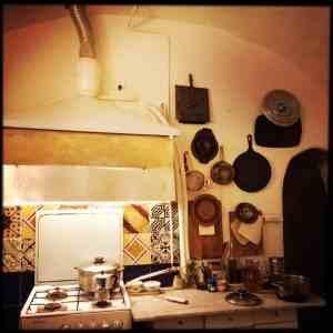 Photo: Toby Buggiani. kitchen