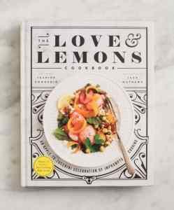 Love & Lemons Cookbook; image from www.loveandlemons.com