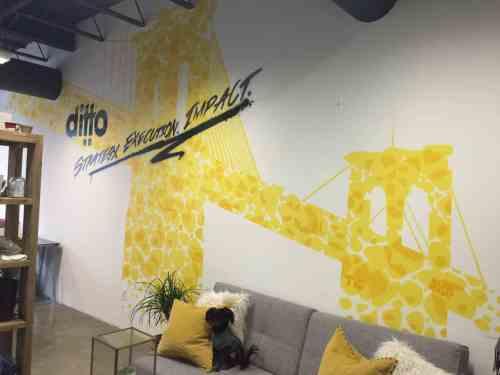 Ditto PR headquarters in South Williamsburg