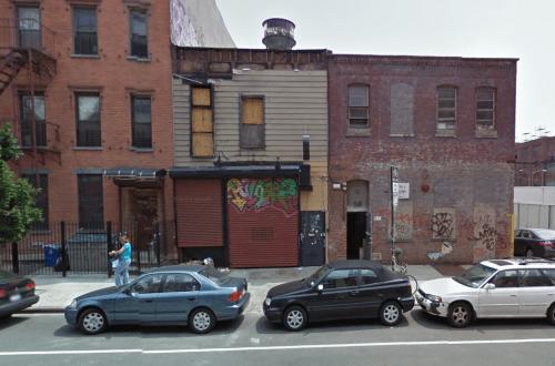 60 Greenpoint Avenue, June, 2009 via Google
