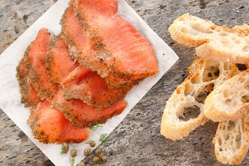 gravlax © acme smoked fish