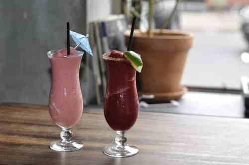 Frozen Cocktails - Nights and Weekends