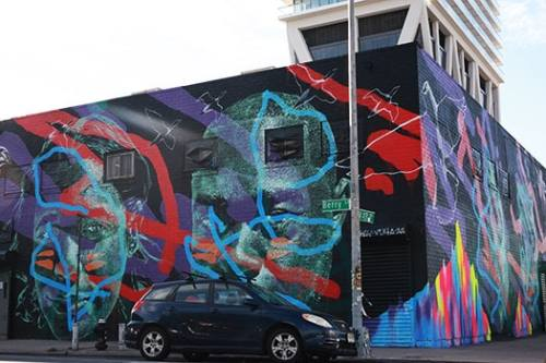 Mural by Vexta and Askew