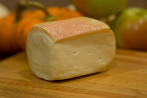 Nababbo, a delectable washed-rind goat cheese