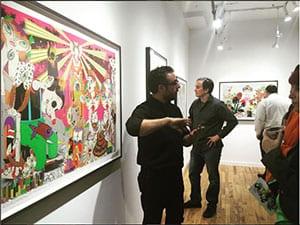 Owen James Gallery (Photo: Julia Moak)