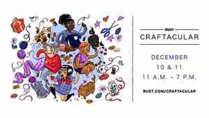 Bust Holiday Craftacular-2016