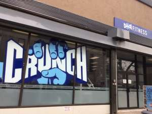 Crunch Fitness: Greenpoint