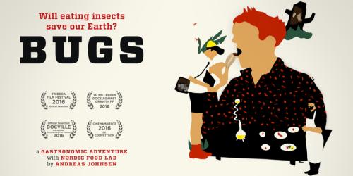 Edible Bugs - film screening